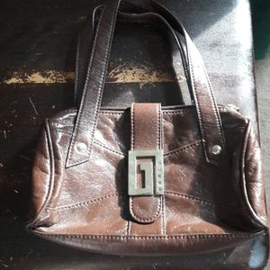 Guess brown purse